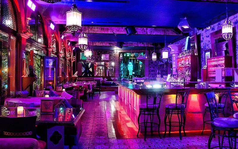 Horus Bar - La Laborcilla