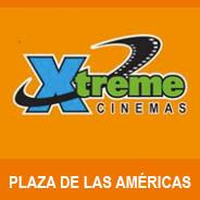 CINE - BOTON EXTREME PLAZA DE LAS AMERICAS