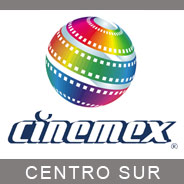 CINE - BOTON CINEMEX CENTRO SUR