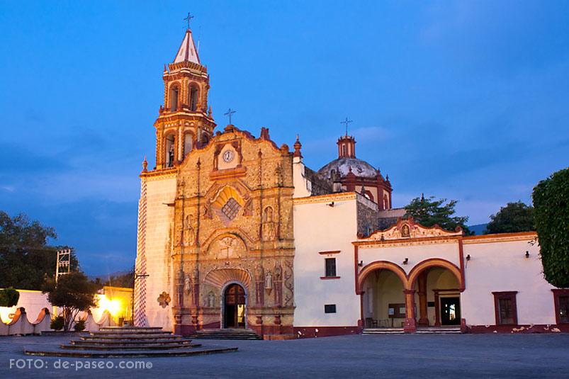 Las 5 Misiones de la Sierra  Guia de Turismo Entretenimiento y