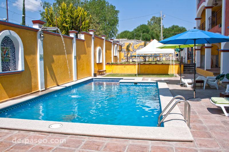 La Casona Tequisquiapan Hotel & Spa