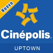 CINE - boton Cinepolis Uptown -NUEVO