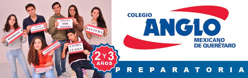 Colegio Anglo Mexicano – Prepa