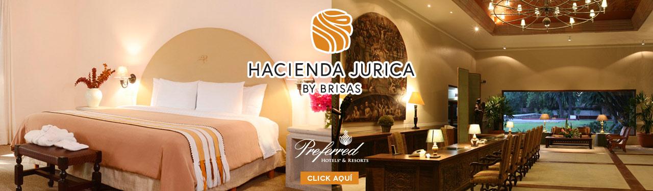 Hotel Hacienda Jurica Gallery Logo Nuevo