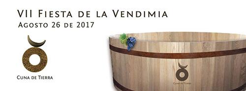 Cuna de Tierra - Vendimia 2017 promo